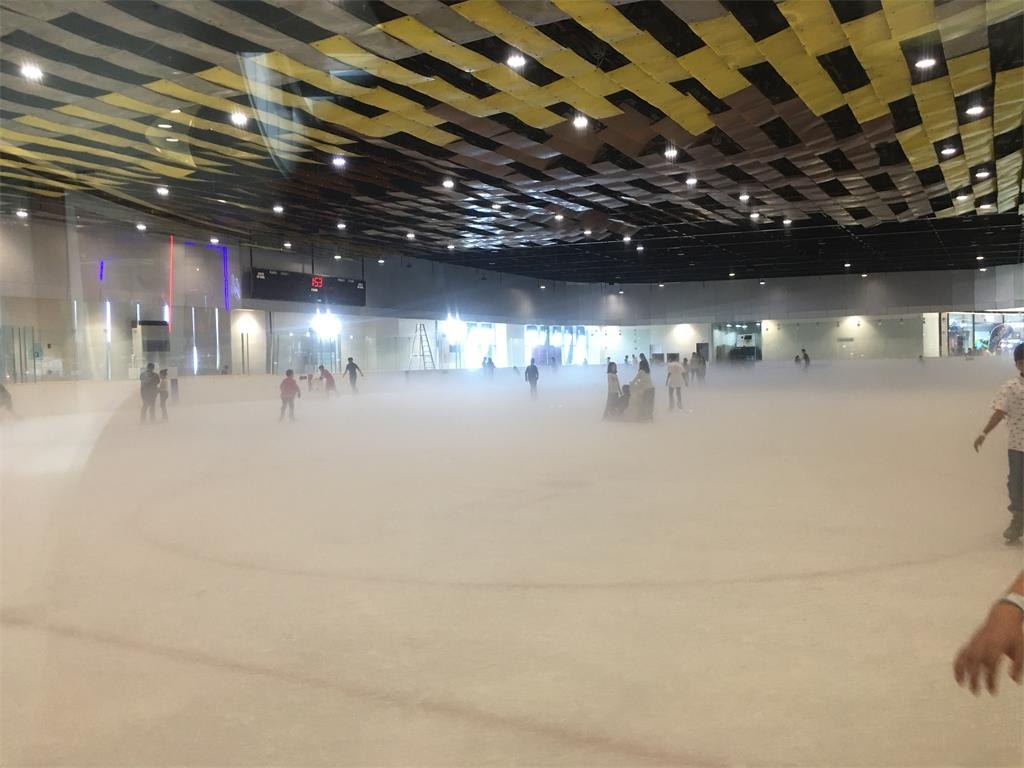 SM SEASIDE溜冰场