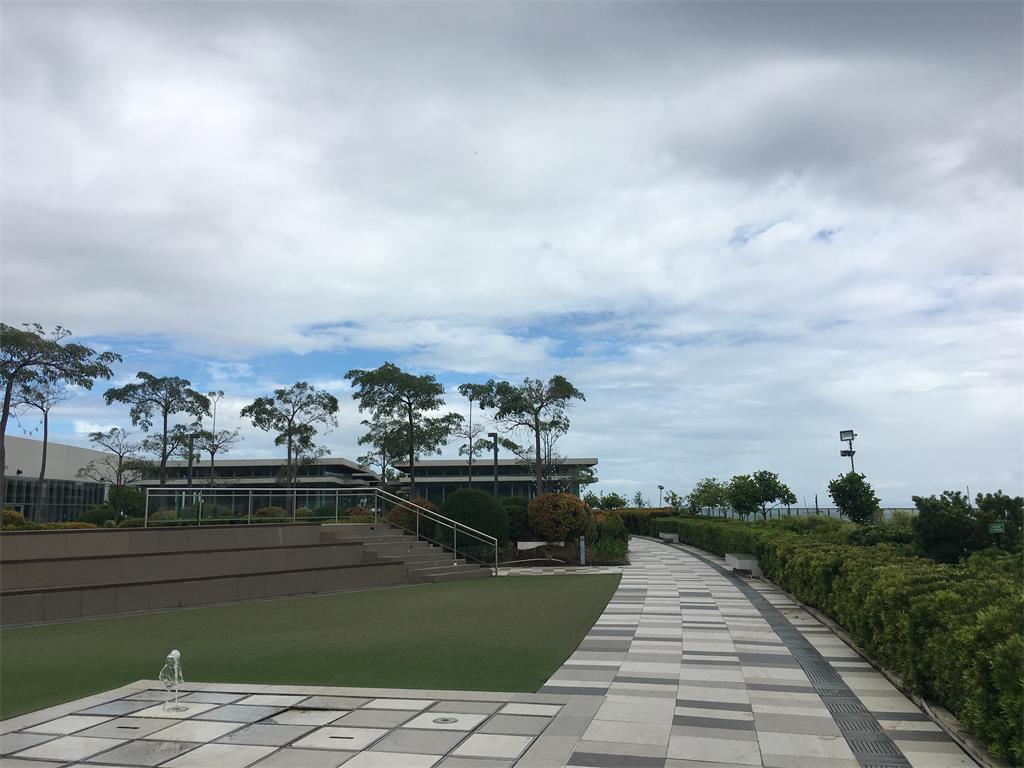 SM SEASIDE屋顶花园