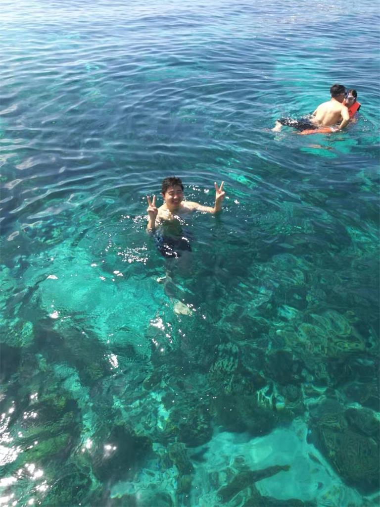 螃蟹船跳岛