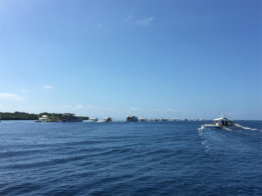 HILUTUNGAN ISLAND浮潜