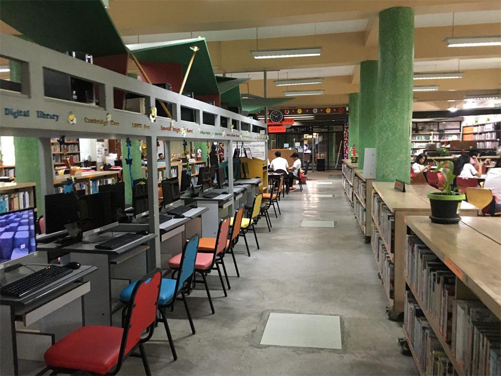USC图书馆