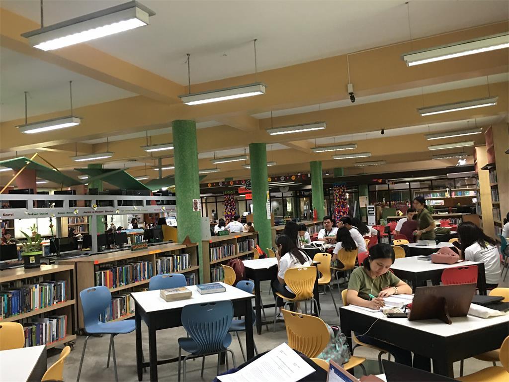 USC主校区图书馆