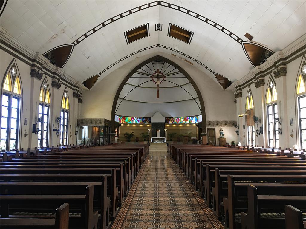 圣卡洛斯大学主校区天主教堂